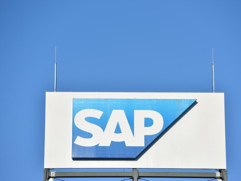Bild zu SAP-Logo