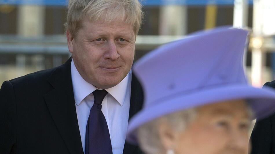 Queen wird Boris Johnson zum Premierminister ernennen