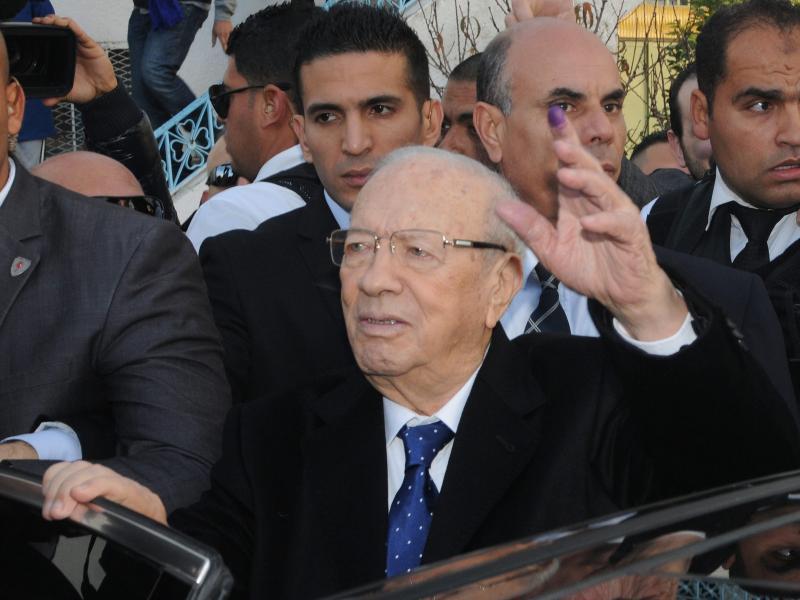 Bild zu Beji Caid Essebsi