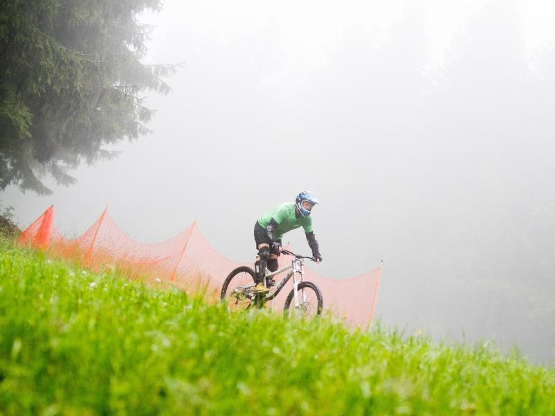Bild zu Mountainbiking im Harz