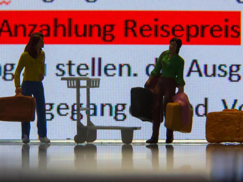 Bild zu Reiserücktrittsversicherung