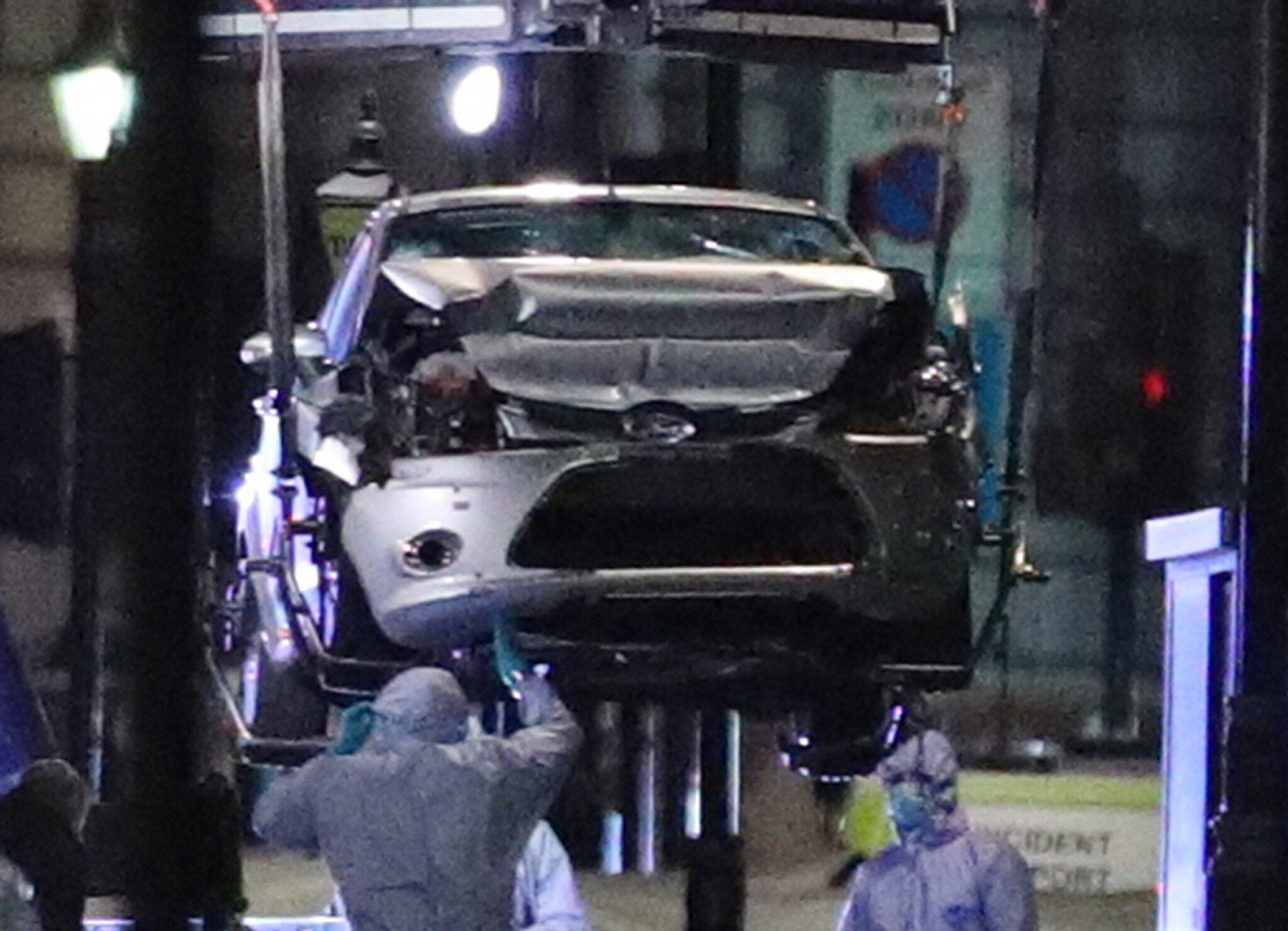 Bild zu Auto-Attacke in London