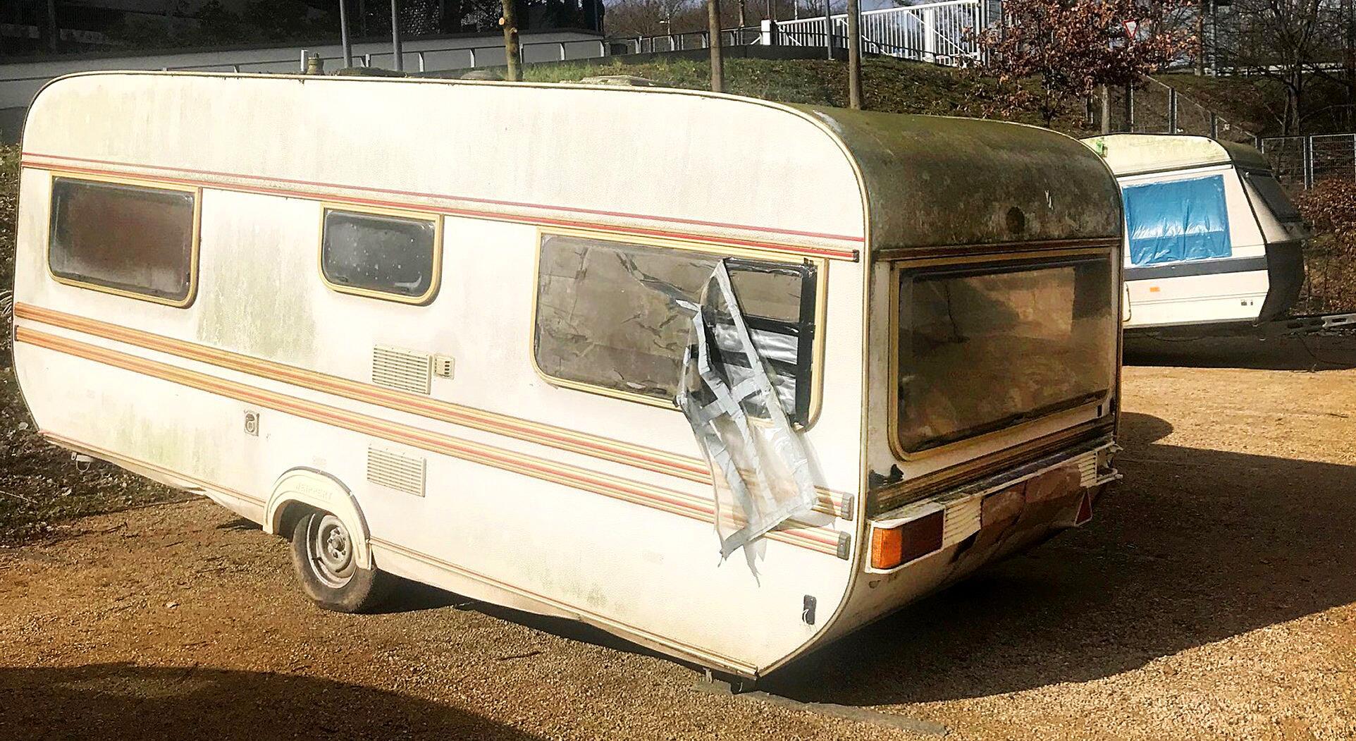 Bild zu Sexueller Missbrauch im Campingwagen
