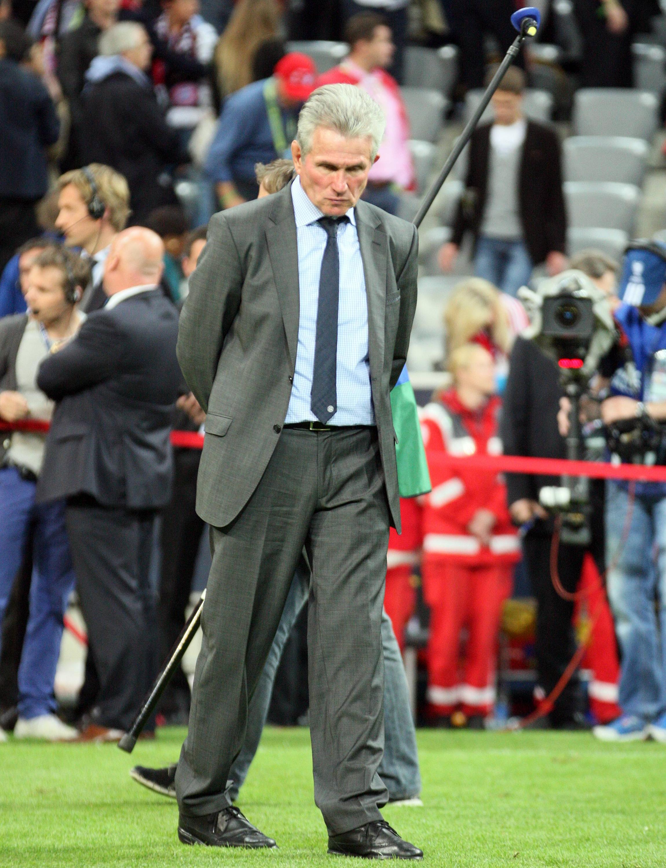 Bild zu Jupp Heynckes, FC Bayern München, FC Chelsea London, Champions League, Finale dahoam