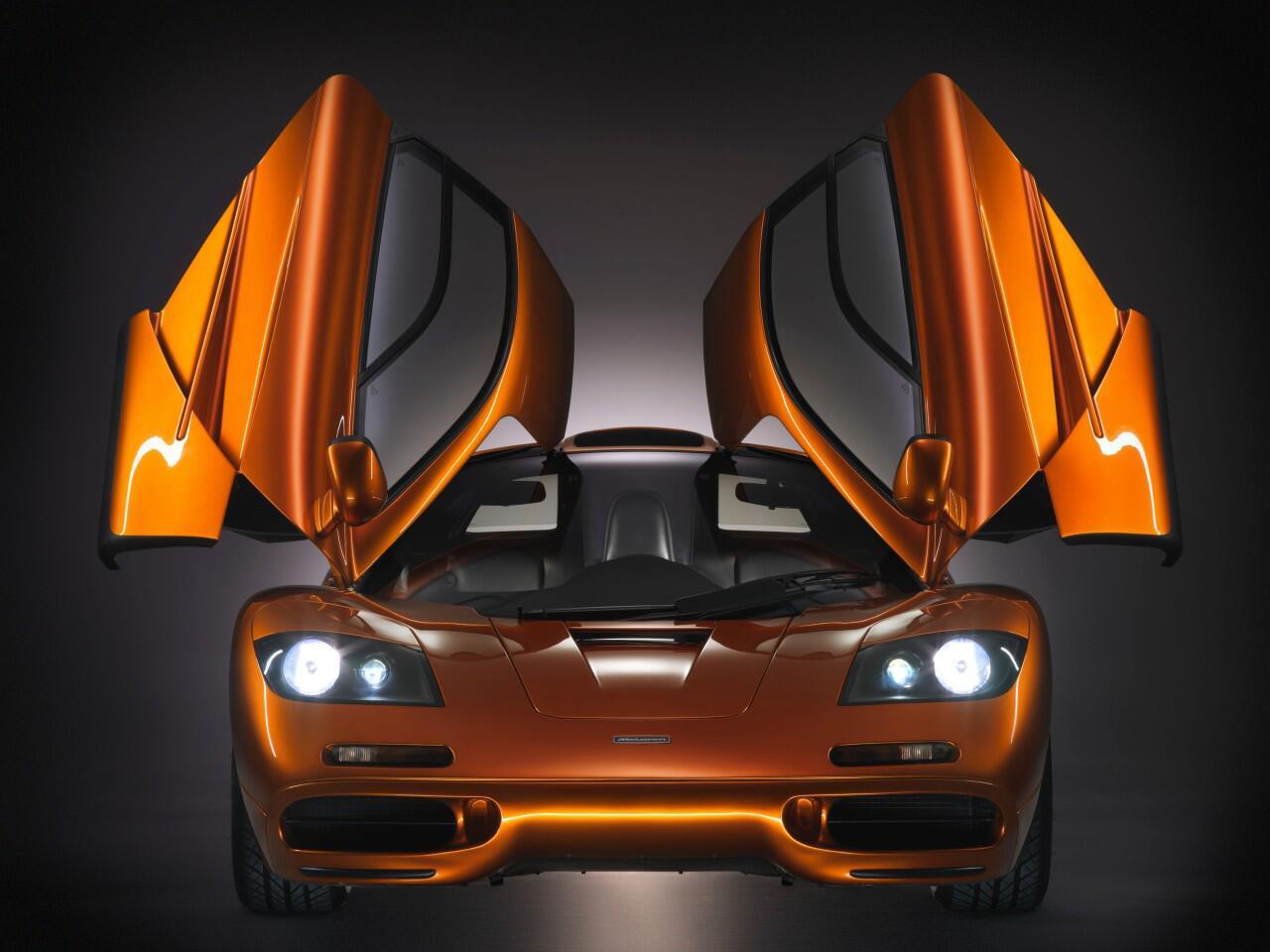Bild zu Platz 3: McLaren F1