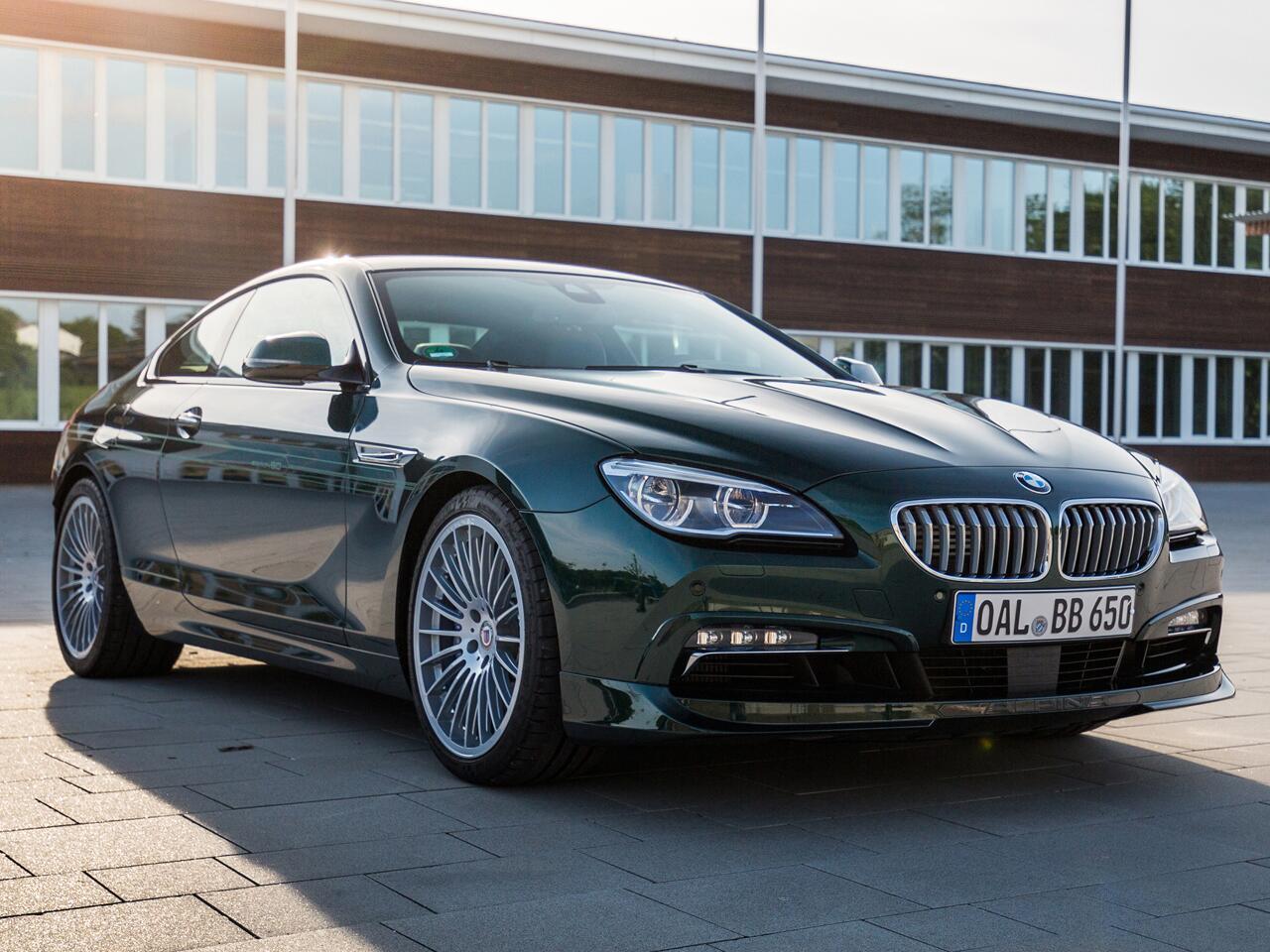 Bild zu BMW Alpina B6 Bi-Turbo