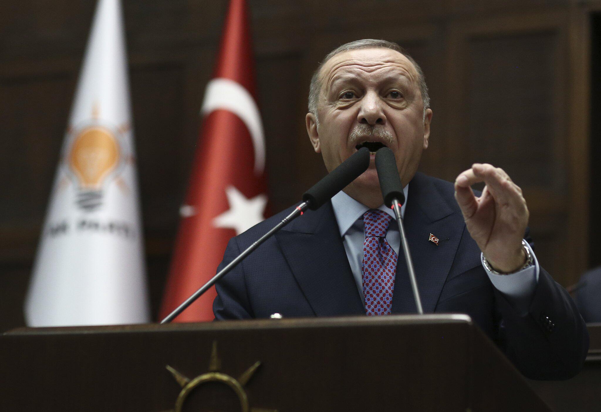 Bild zu Türkischer Präsident Erdogan