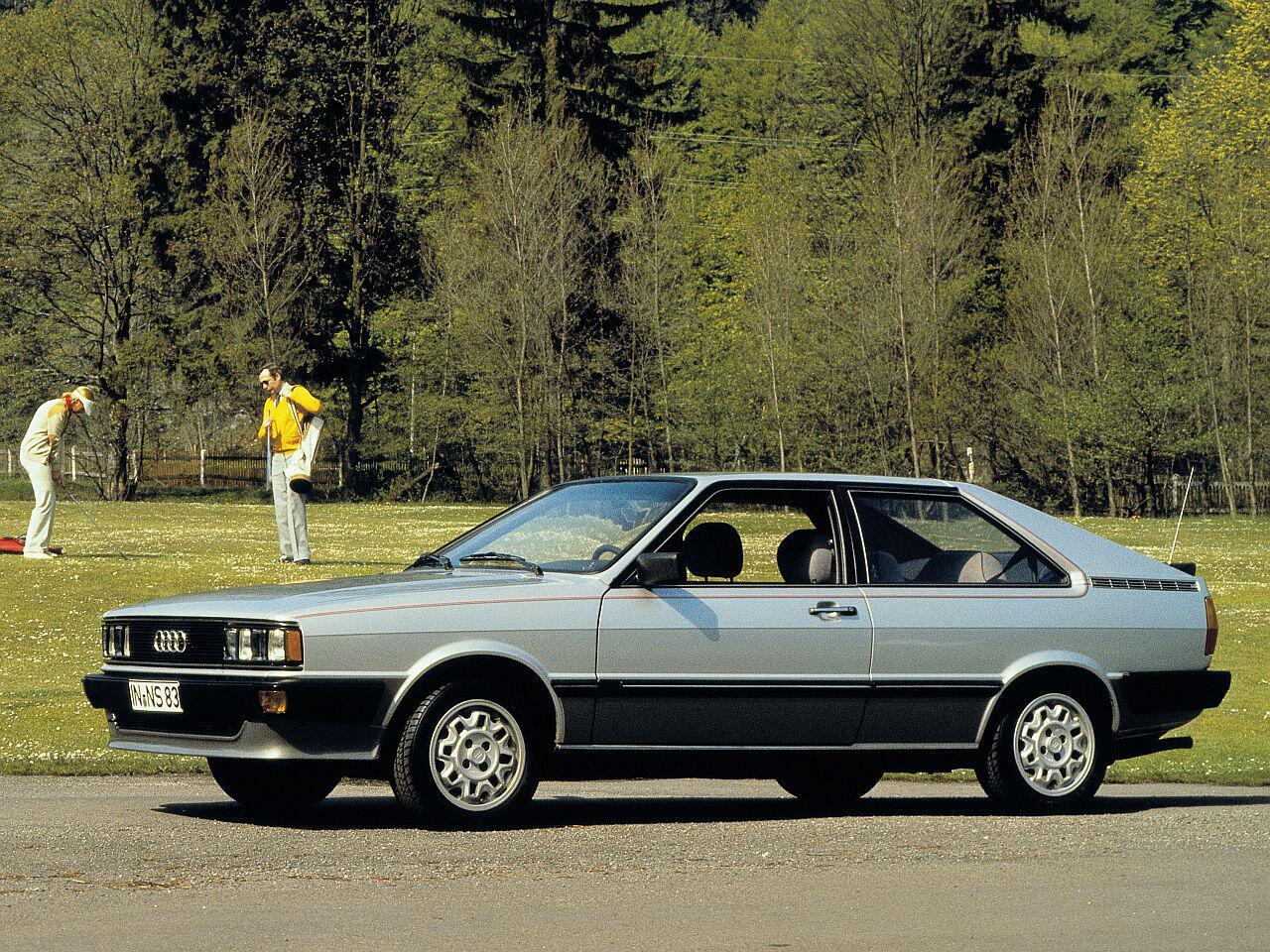Bild zu Audi Coupé (Typ 81/85)