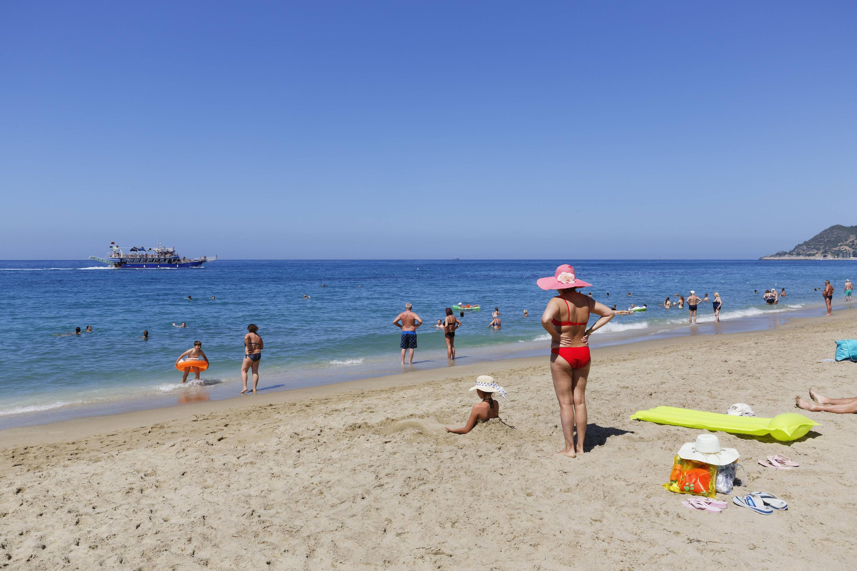 Bild zu Türkei, Alanya, Strand