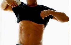 Vin Diesel, Bauchmuskeln