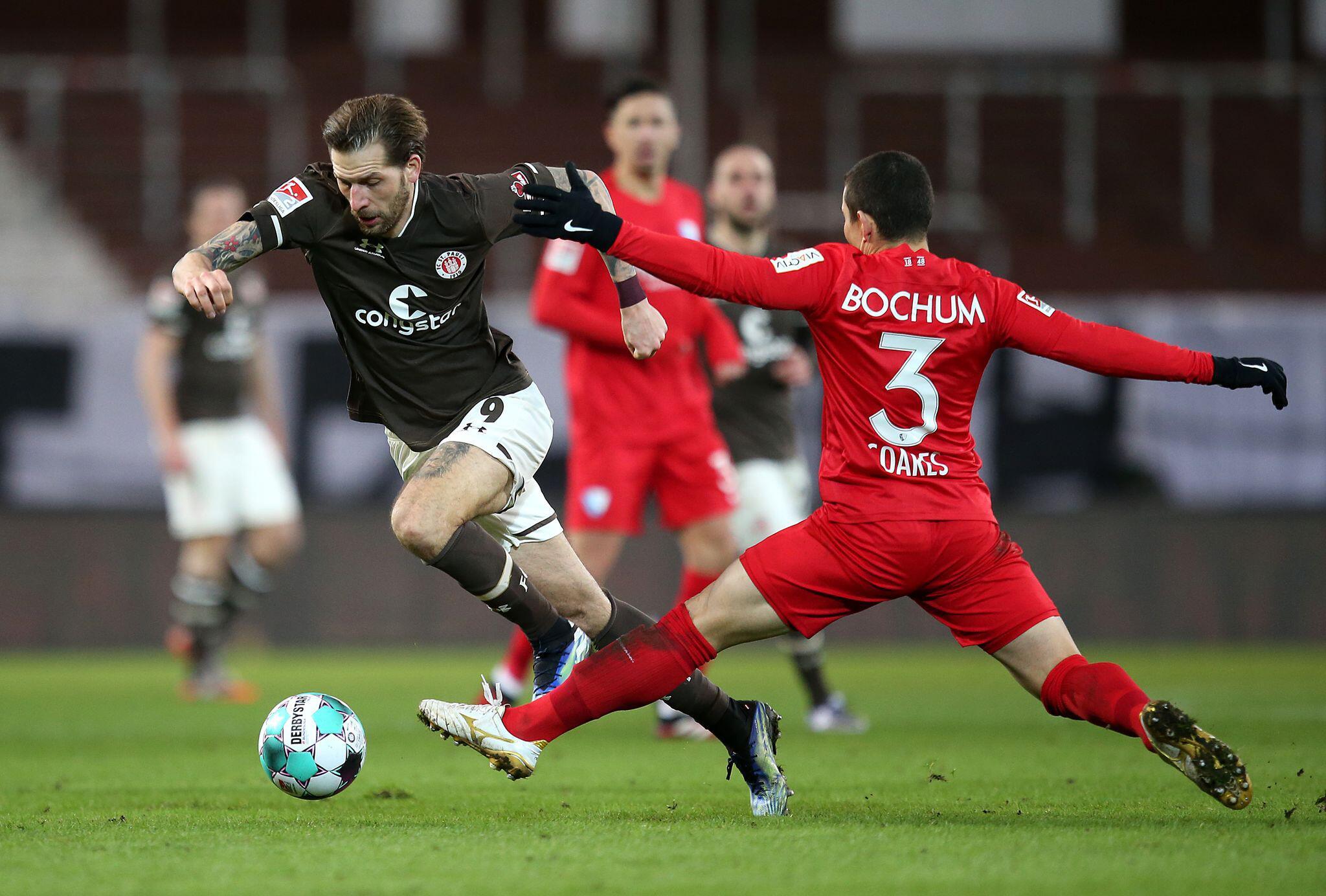Bild zu FC St. Pauli - VfL Bochum