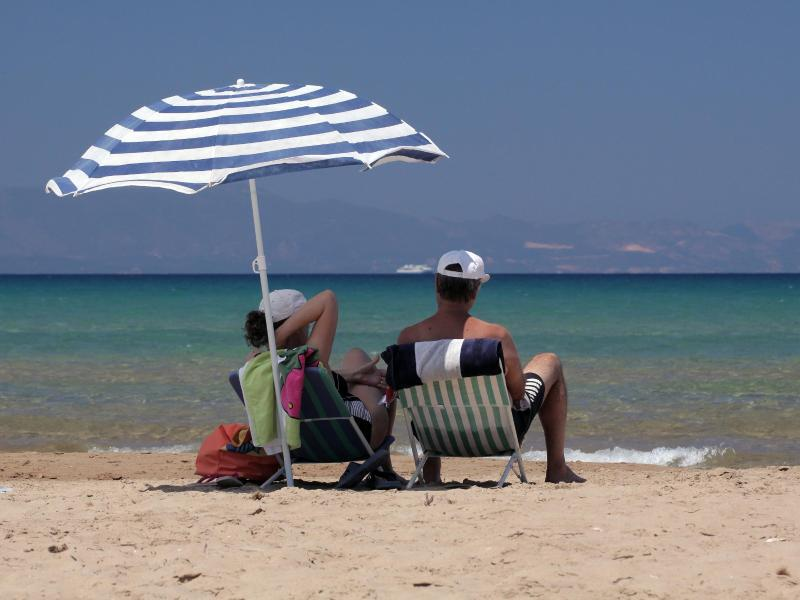 Bild zu Griechenland-Tourismus