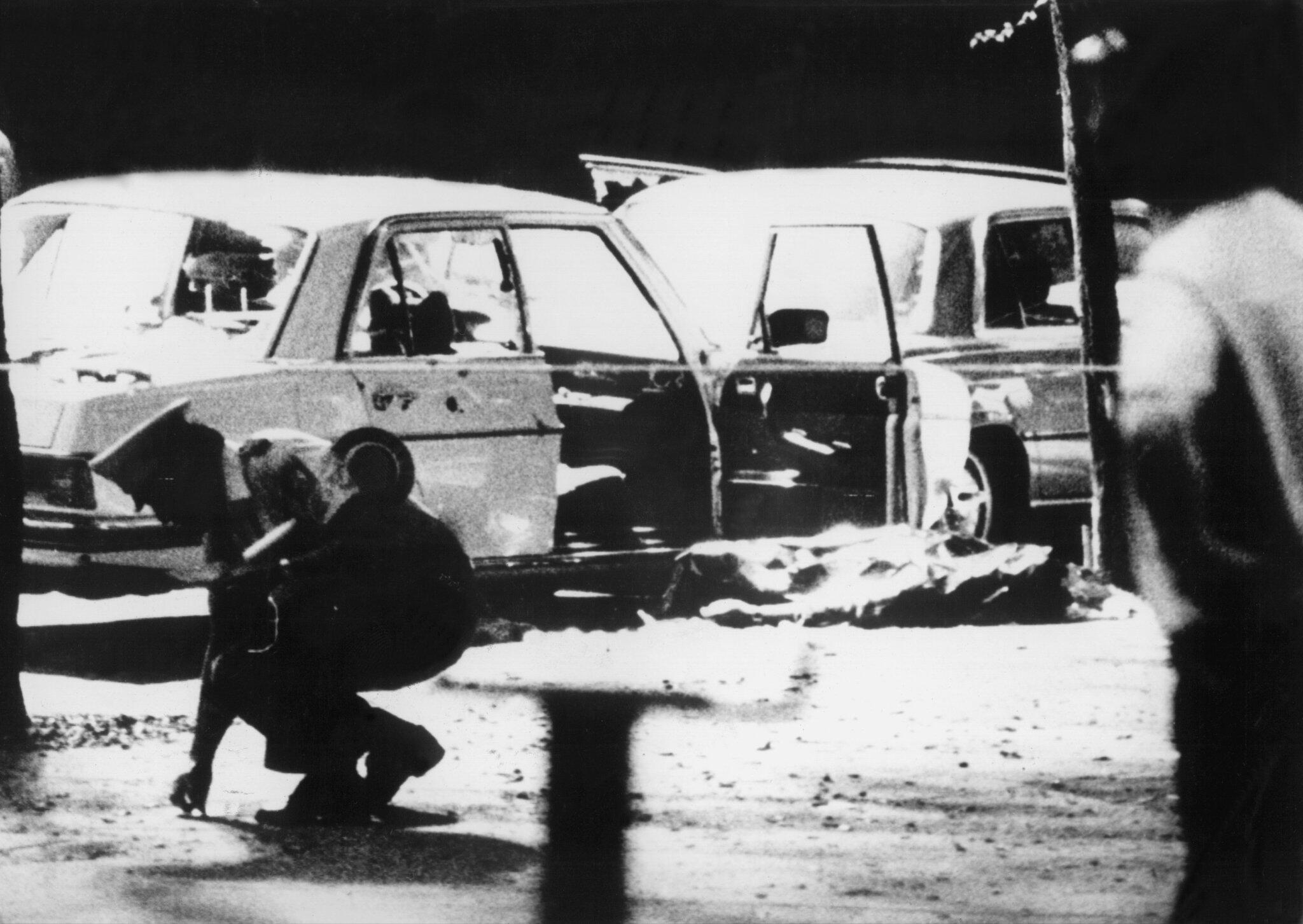 Bild zu Hanns Martin Schleyer Entführung RAF