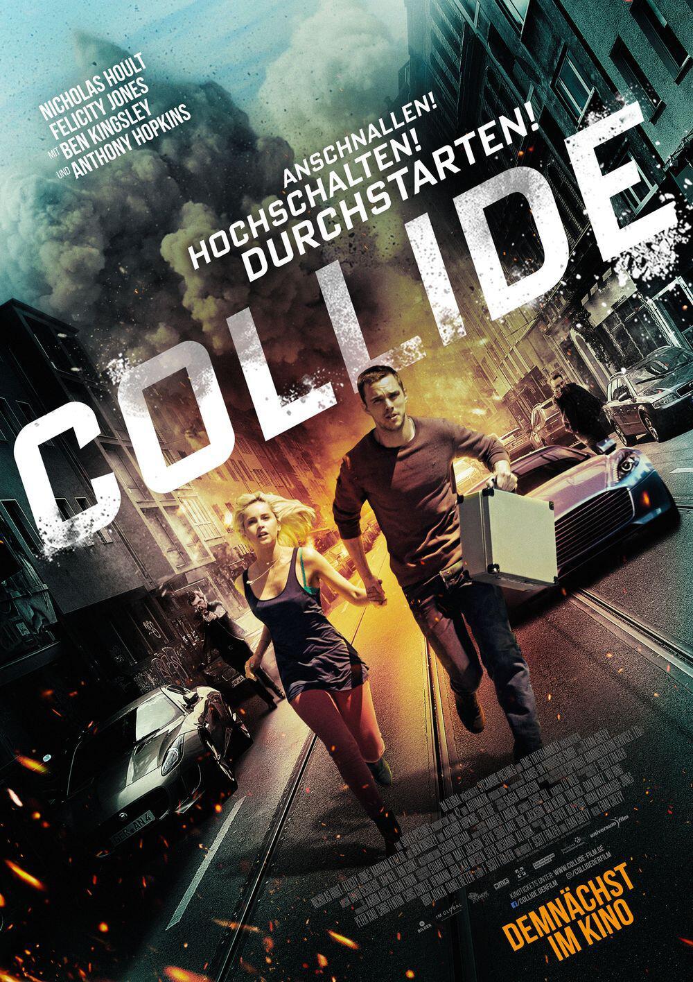 Bild zu Collide