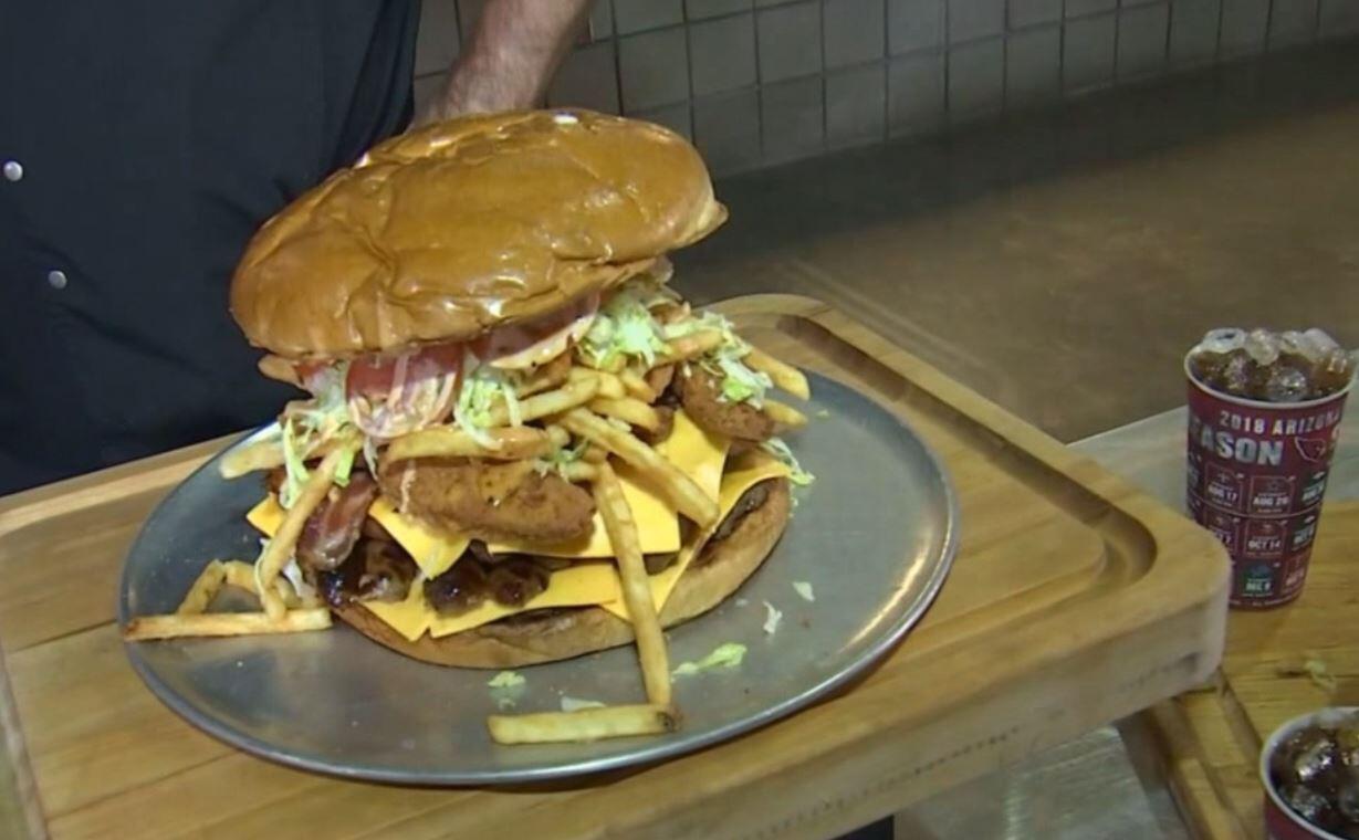 Bild zu 3-Kilo-Burger