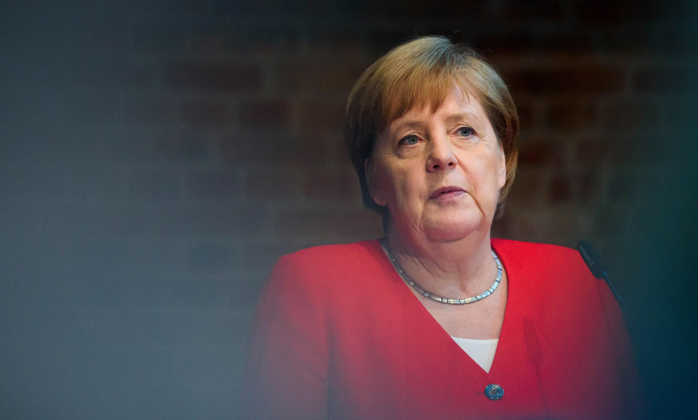 Bild zu Kanzlerin Angela Merkel