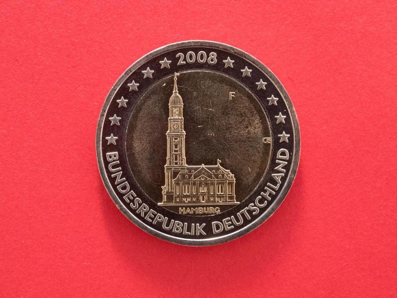 Manche Euro Münze Hat Sammlerwert Gmxch