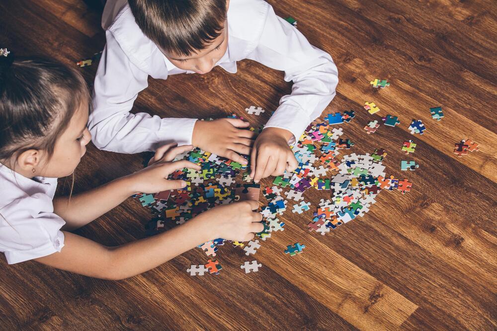 puzzle, 3D, internationaler Puzzletag, spaßig, schräg, anspruchsvoll, puzzlen, spiele, familie