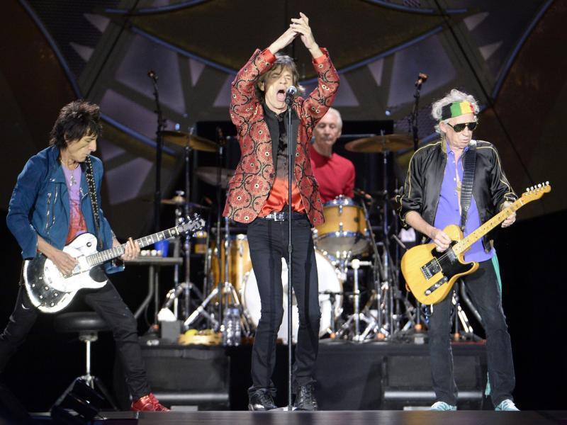 Bild zu The Rolling Stones