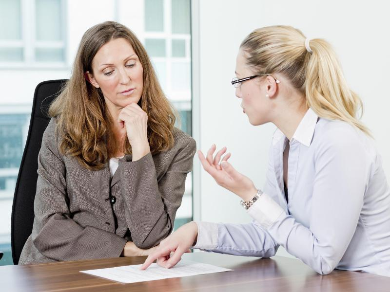 Bild zu Falsche Bescheidenheit im Job
