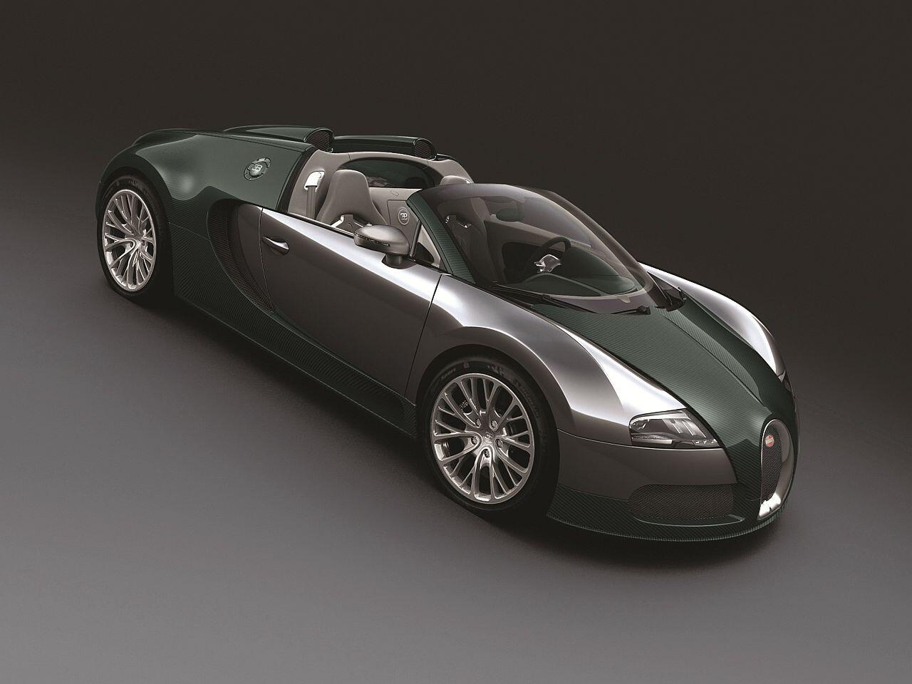 Bild zu Auf der Dubai Motor Show 2011 feierte dieses schöne Exemplar seine Premiere