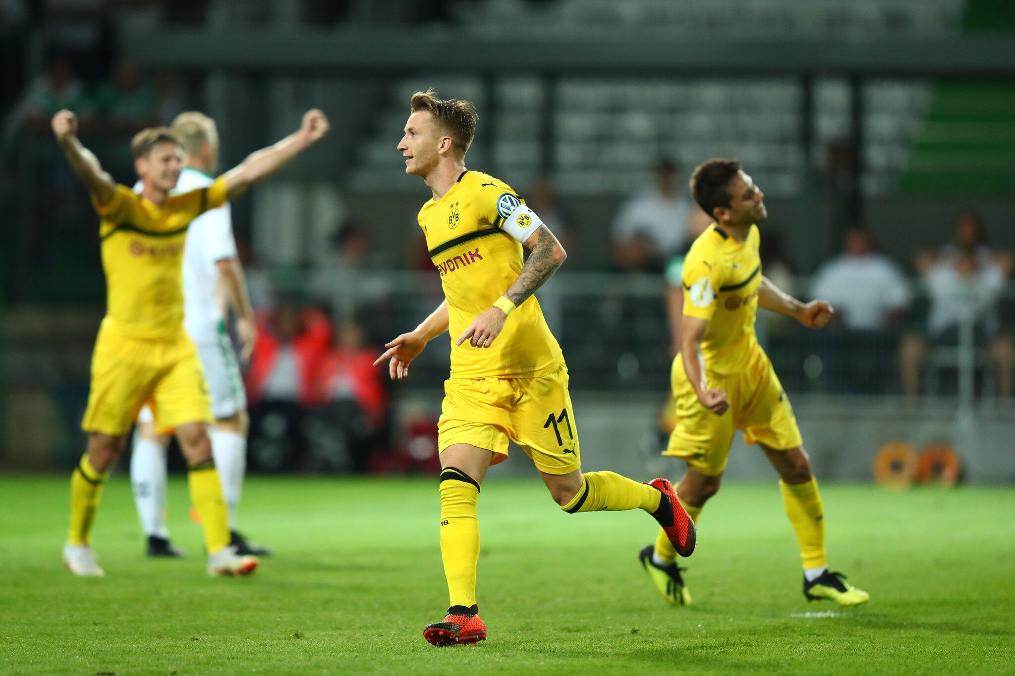 Bild zu SpVgg Greuther Fürth - Borussia Dortmund