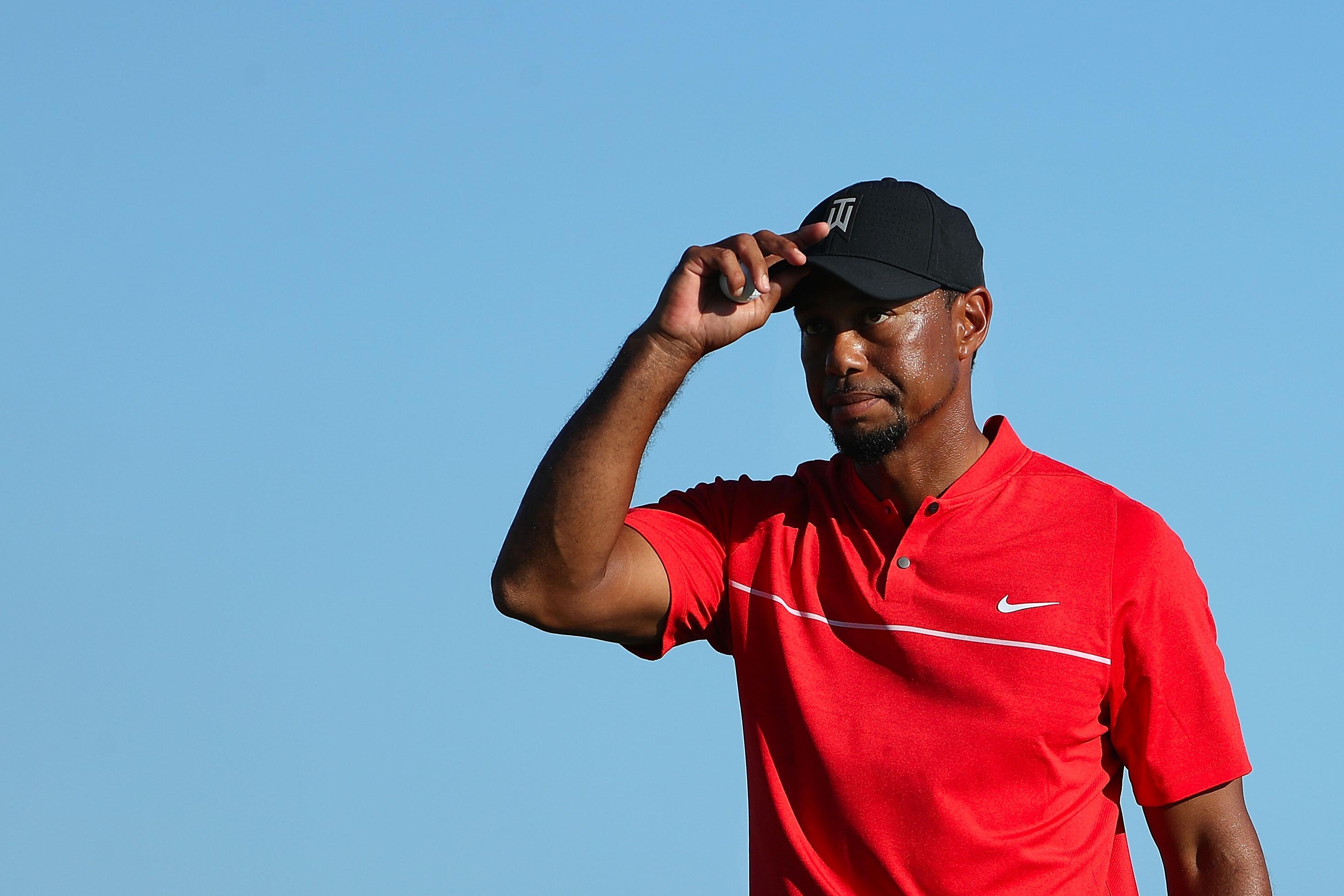 Bild zu Tiger Woods, Hero World Challenge, Albany, Bahamas, Nassau, 2016